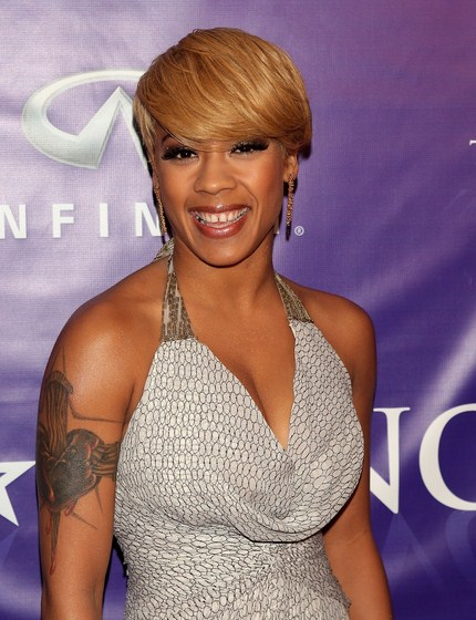 of keyshia cole hairstyles