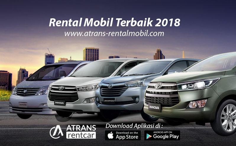 Rental Mobil Terbaik 2018