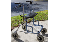 picture of a rollator