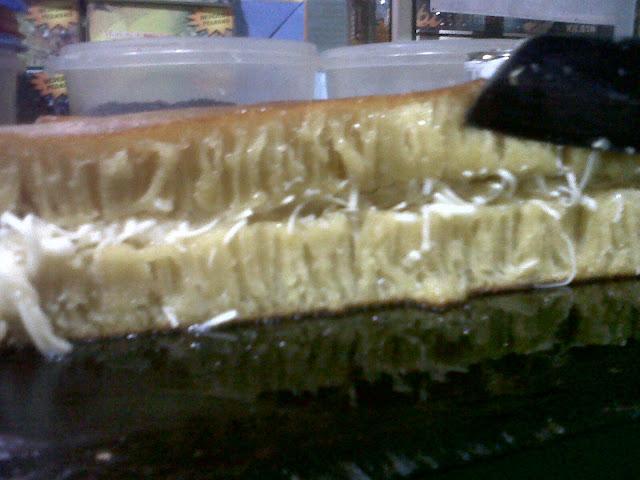 martabak manis keju original special