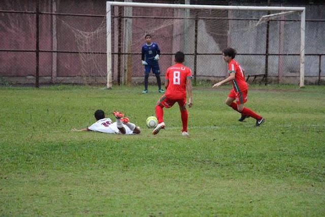 O Iguaçu avançou para a fase seguinte do Campeonato Ipatinguense, nas categorias Sub-12 e Sub-14, em jogos realizados nesta sexta-feira, no campo do Iguaçu, em Ipatinga-MG.