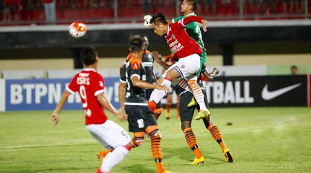 Bali United vs Perseru Serui