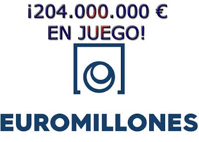especial euromillones viernes 23 febrero lluvia millones y el millon plus