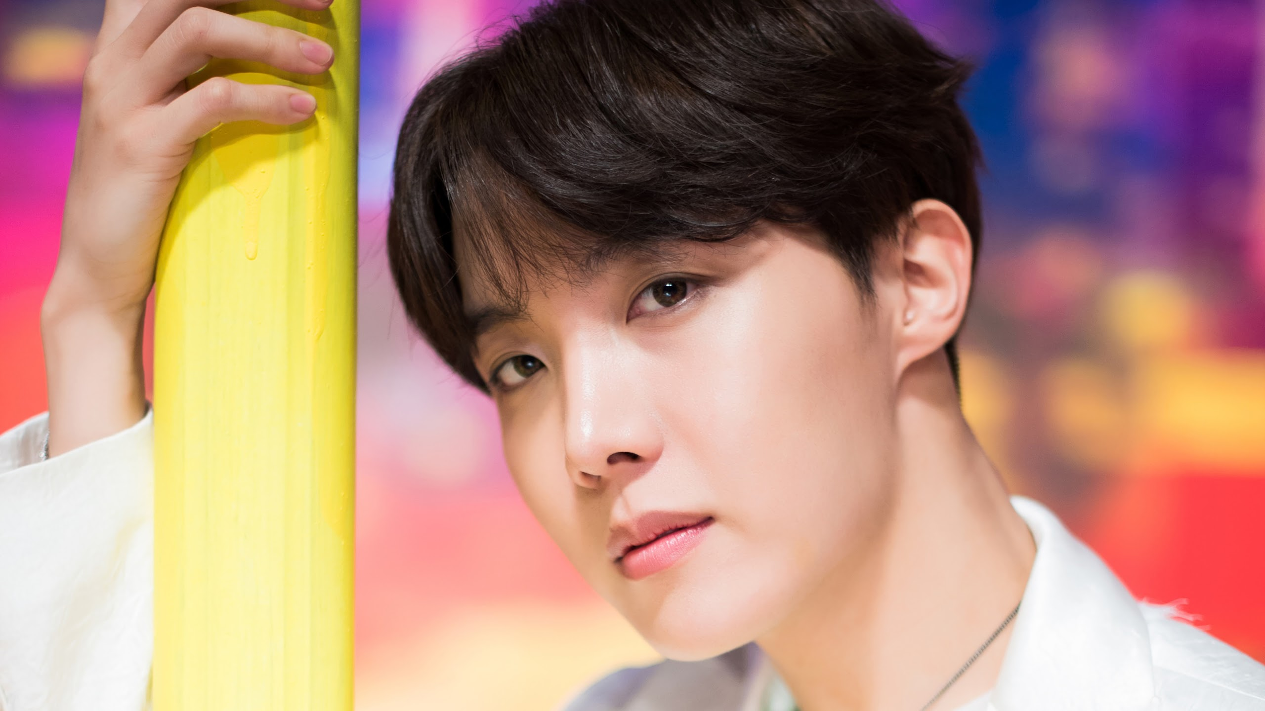 j hope bts boy with luv uhdpaper.com 4K 84