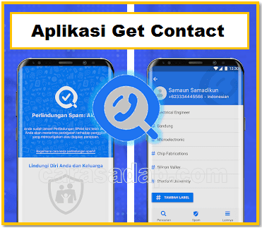 aplikasi getcontact dan cara menggunakan get contact