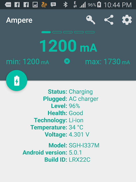 ampere charger