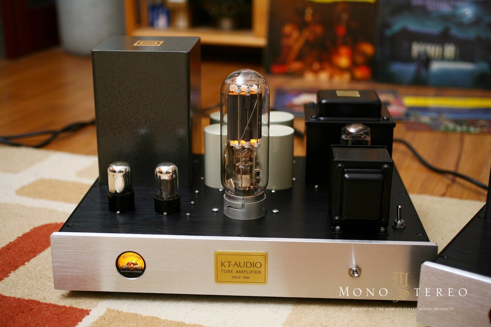 Mono and Stereo High-End Audio Magazine: KT-Audio 211/845
