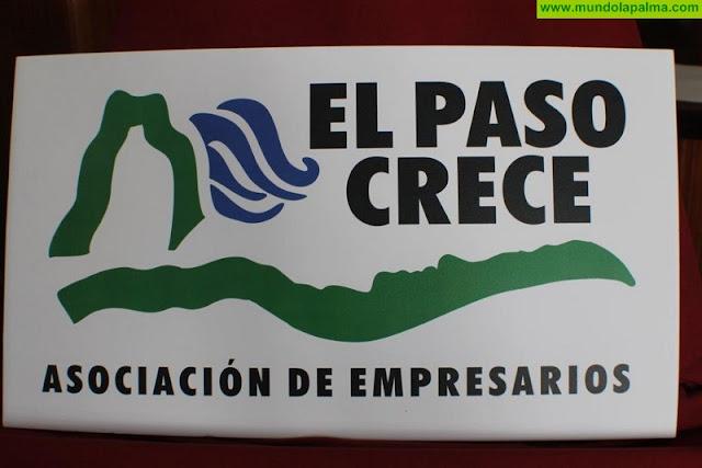La Asociación de Empresarios 'El Paso Crece' ya tiene su logo