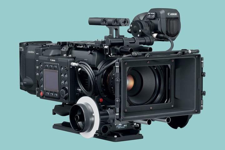 Tecnoneo: Canon EOS C700 FF, una cámara de marco completo que ...