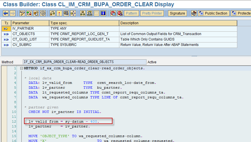 2 Common issues in the account merge in SAP CRM on-premise