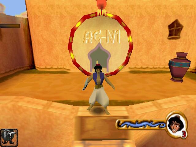 تحميل لعبة علاء الدين للكمبيوتر Aladdin games