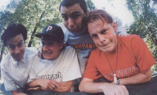 Millencolin full set @Lund, Sweden (1995)