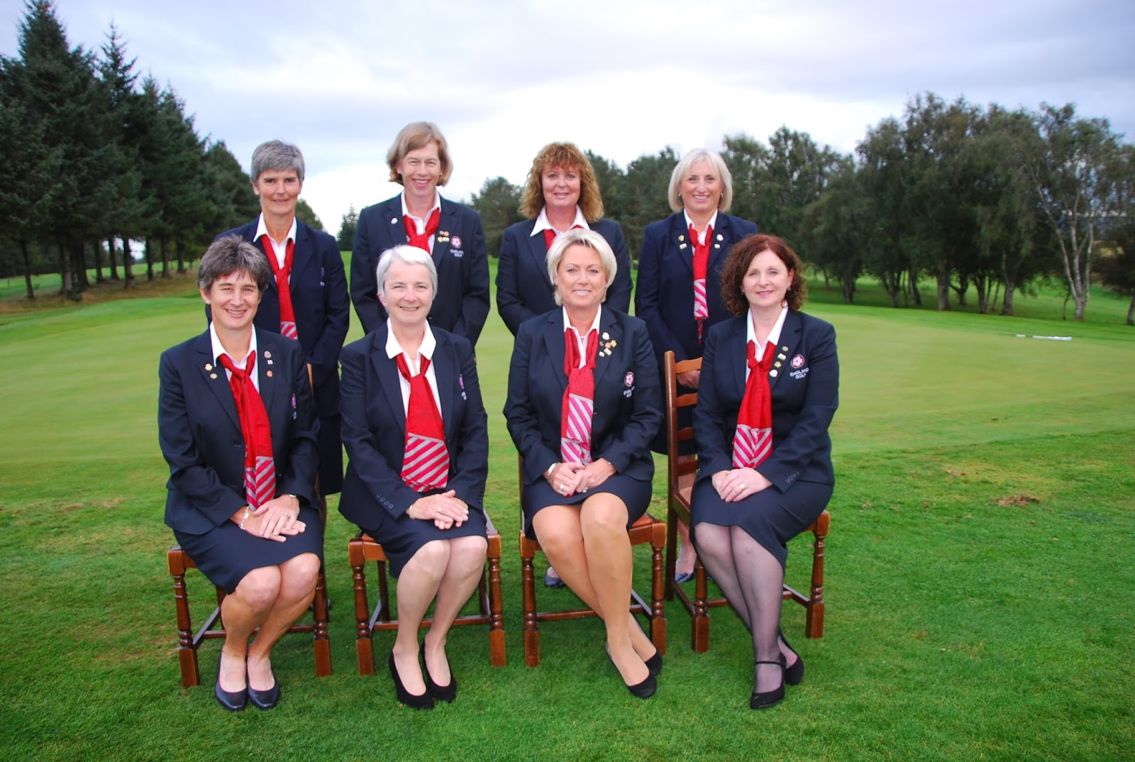 elder senior women england