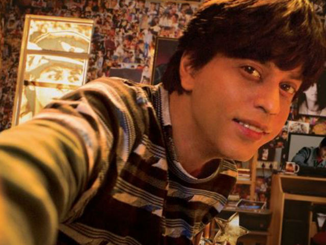 Aryan Khanna dan Gaurav Chandna Film Shahrukh Khan Fan