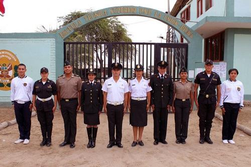 Escuela Técnico Superior PNP - ETS Piura