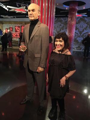 Visite du musée Madame Tussauds à Londres