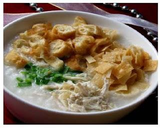5 Cara Mudah Resep Bubur Ayam Cina Enak dan Praktis