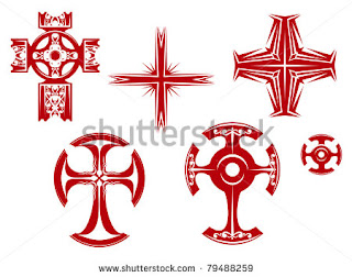 stock-photo-set-of-religious-crosses-and