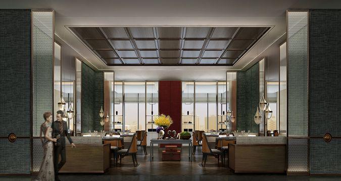臺北新板希爾頓酒店搶先看 期待希爾頓酒店集團的正式回歸