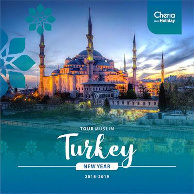 Paket Tour Turki New Year 2019