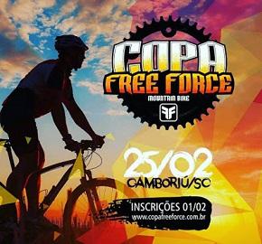Copa Free Force de Mountain Bike #1
