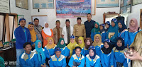 Mahasiswa KKN STIE Bima Seminar Program Kerja di Desa Kenanga