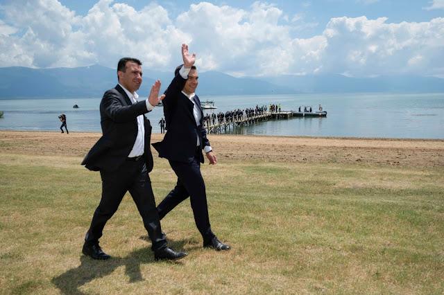 Η ποεία στο δημοψήφισμα κατοχυρώνει τον Μακεδονισμό των Σκοπιανών
