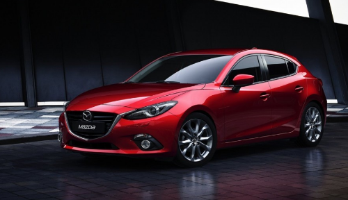 2018 Mazdaspeed 3 Design