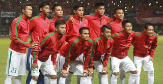 Timnas Indonesia U-22 Ditahan Imbang Thailand 1-1 SEA Games 2017