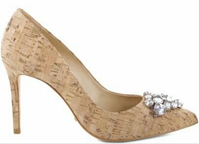 De Corcho Los Chica La 1001 Salón ZapatosZapato 9YHWIED2