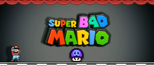 Super Bad Mario ( 1 Video )