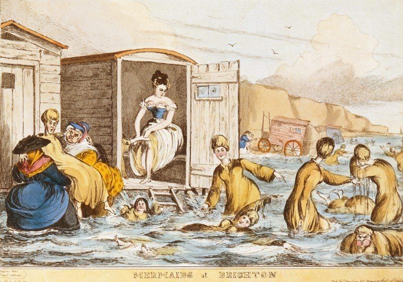 Costume Da Bagno Femminile In Inglese : Il costume e la moda come eravamo il costume da bagno femminile