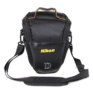 Nikon DSLR Compact Triangle Bag