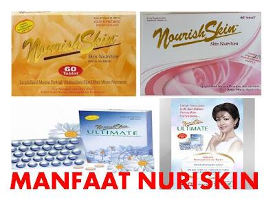 Manfaat Nuriskin Ultimate, Skin Pink, Kuning