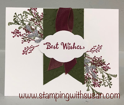 Stampin' Up!, Frosted Floral Suite, www.stampingwithsusan.com