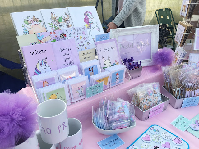 Pastel Elixir Christmas Fair