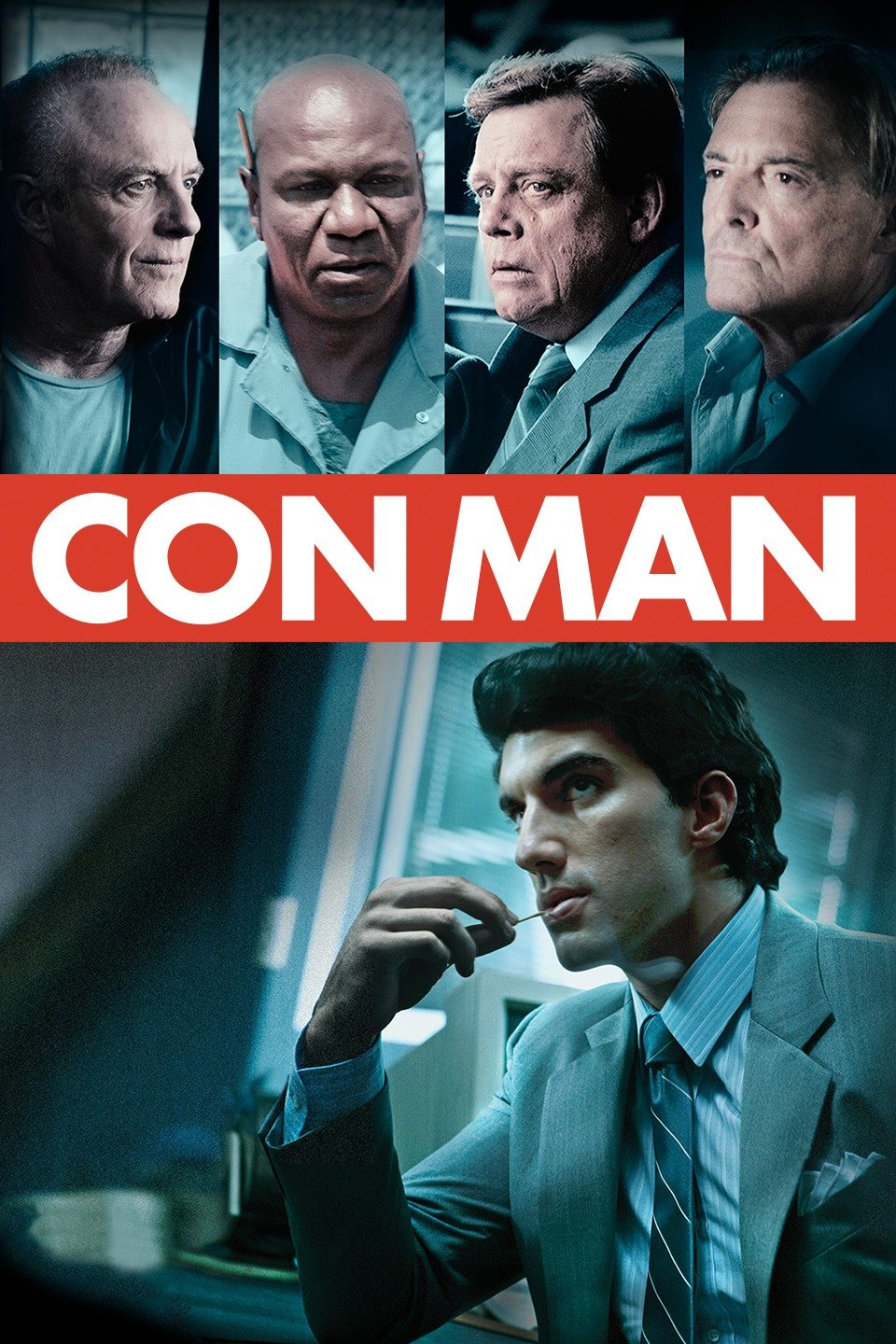 what is a con- man