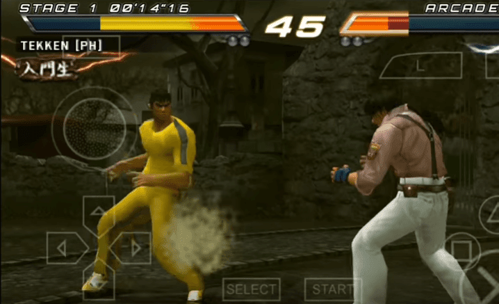 Tekken 7 APK + ISO PSP for Android free download - Techbroot
