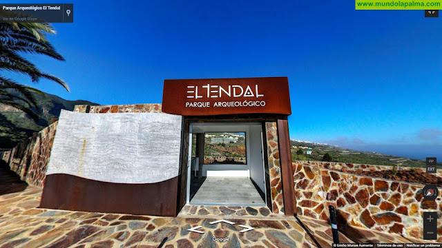 Turismo La Palma ofrece en su página web un paseo virtual por el Parque Arqueológico El Tendal