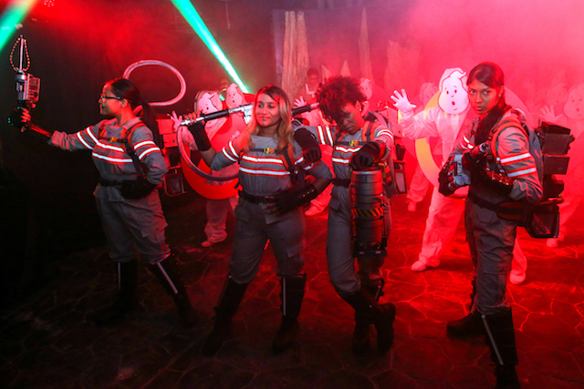 The GHOSTBUSTERS Adventure Live! At Sunway Lagoon