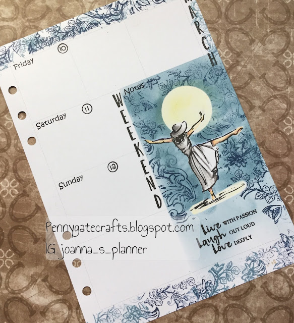 joanna`s-planner-just-for-you-stampin`up