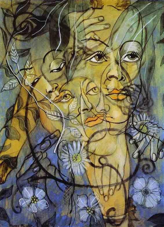 Hera - Francis Picabia e suas pinturas ~ O pintor que também era poeta