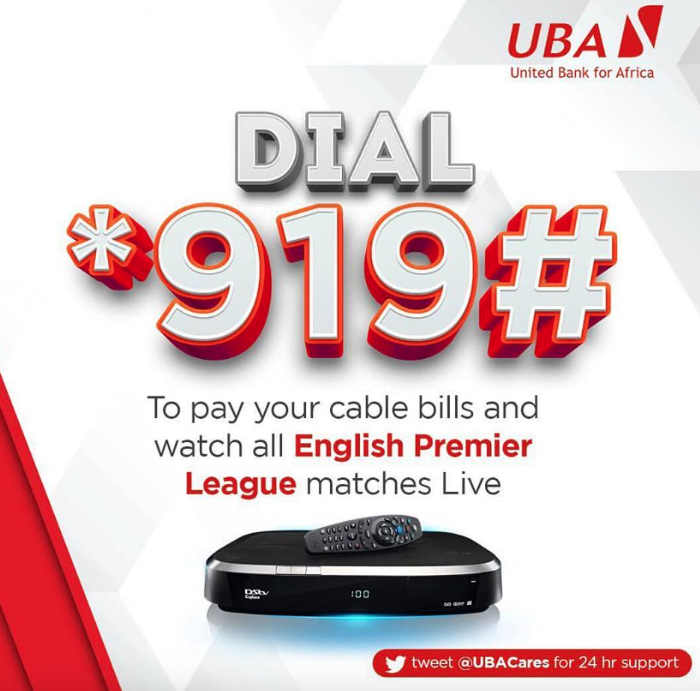 UBA Money Transfer Codes to Other Banks