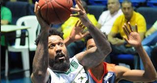 Refuerzo boricua Alejandro -Bimbo- Carmona encestó 26 puntos