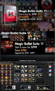 Red Giant Magic Bullet Suite 11