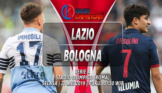 Prediksi Bola Lazio vs Bologna Liga Italia