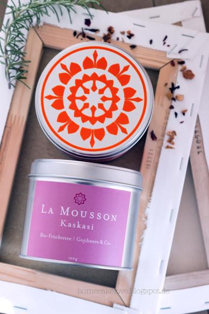 La Mousson,Biotee, saarländisches Unternehmen, Tee zum genießen und verschenken, Bio Kräutertee, Bio Früchtetee