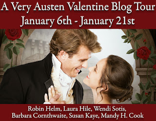 Blog Tour: A Very Austen Valentine