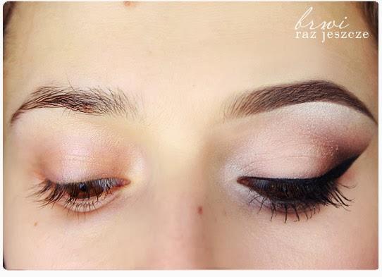 Alina Rose Blog Kosmetyczny Brwi Idealne Co I Jak
