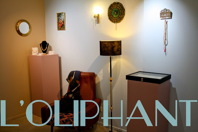 Boutique L' Oliphant - Biarritz